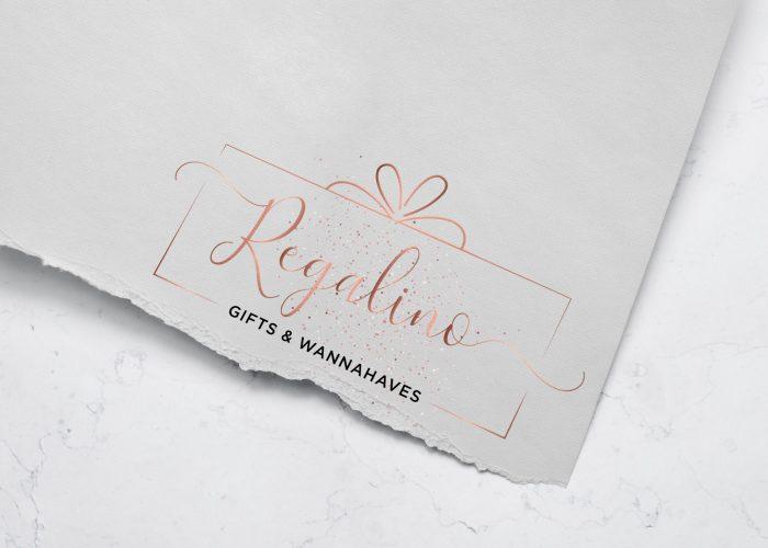 Paper pressed - Regalino